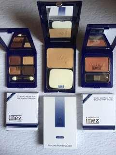 Inez Beauty Make Up Set