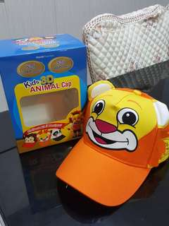 Kids Lion Cap