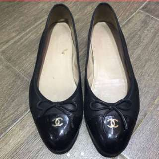Authentic Chanel flat