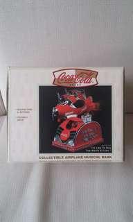 可口可樂收藏飛機音樂銀行