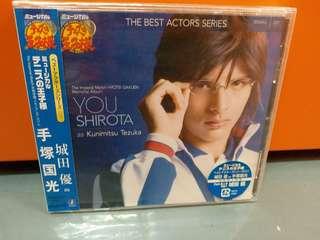 網球王子 Best Actor Series 001 手塚國光(城田優 )