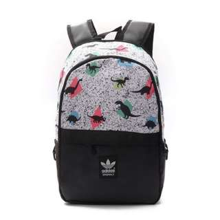 Adidas Backpack Leather