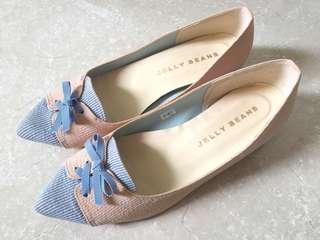 Jellybeans女裝低踭鞋🌸