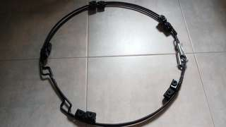 Bus rim bracket 2 pcs brand new with scerw for trailer use. Interested  call me at 91834196 thanks.
