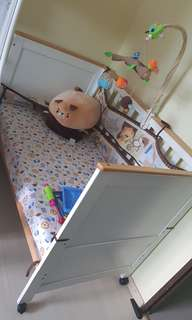 Baby Cot, baby bed,