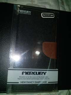 LG C7 Leather phone cover