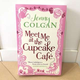 Novel: Meet Me at the Cupcake Café