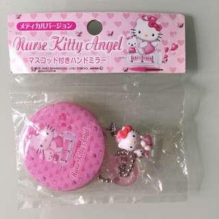 舊版 Hello Kitty 護士天使 鏡仔