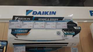 Ac Daikin 1pk