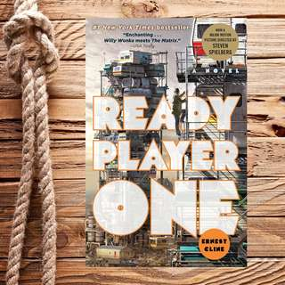 FREE! Ready Player One by Ernest Cline