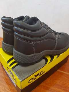 Camel Safety Shoes