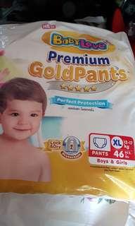 babylove pants