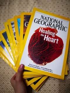 Nat Geo 2007 collection