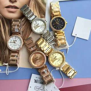 Coach Women's watches