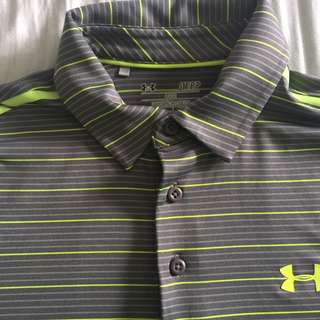 BRAND NEW UNDER ARMOUR COLDBACK GOLF SHIRT