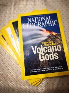 Nat Geo 2008 collection