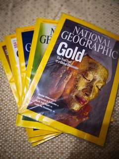 Nat geo 2009 collection