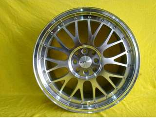 Velg Rsgt Ring 17 Freed Mobilio Yaris brio Avanza