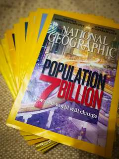 Nat geo 2011 collection