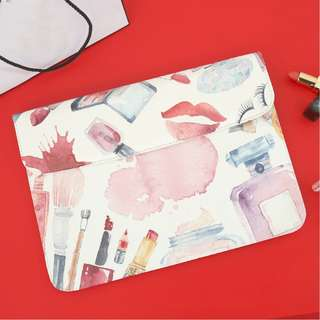 Watercolour Cosmetics Makeup Perfume Essentials Macbook Laptop Bag Sleeve