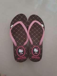 Flip Flops hello kitty slippers