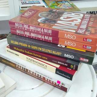 Buku Politik Political books