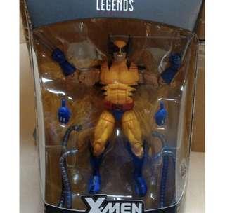 Marvel legends X-Men Apocalypse Wave 2018 Wolverine