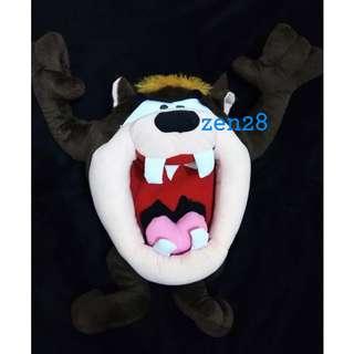 Boneka Tasmanian Devil Looney Tunes Doll