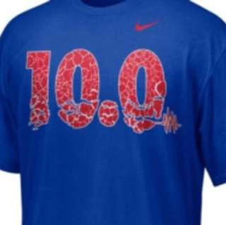 NWT Men's Nike Blake Griffin Dunk Contest Royal Blue NBA Jersey T-Shirt Size L