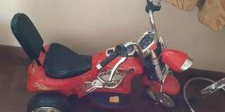 Harley Davidson Kids Motor Bike