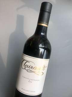 紅酒 Red wine - Margaret River Cabernet Sauvignon 2014