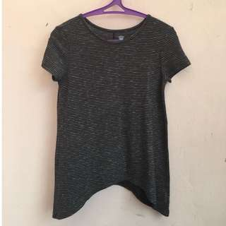 Old Navy Womens T-Shirt Tops Blouse Large (W16 x L22 inches when laid flat)