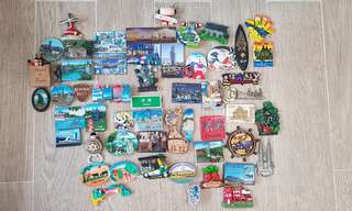 Magnets collections