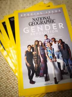 Nat geo 2017 collection