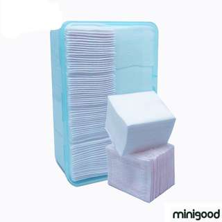facial cotton pad / kapas pembersih wajah 2 layer 580pcs