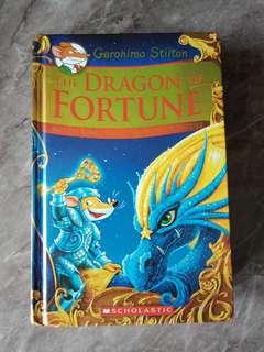 Geronimo Stilton: The Dragon of Fortune
