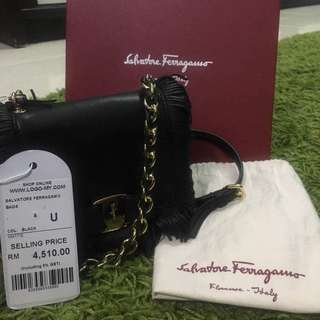 Ferragamo Mini Sling Bag