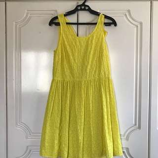 Old Navy Summer Dress - Yellow