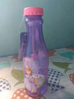 Brand new: Sofia the first water bottle