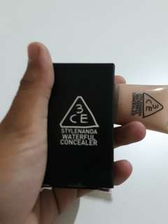 3ce stylenanda waterful concealer #002