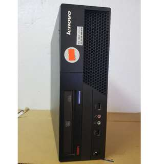 Lenovo core 2 duo cpu only 3500 only good for office and research