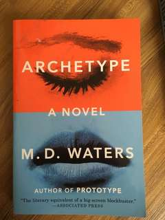 Archetype by M.D Waters