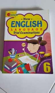 P6 New English Language Trial Examinations