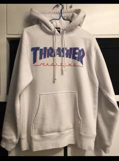 Thrasher hoodie 日版