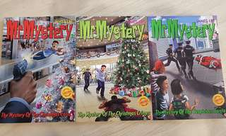 Mr Mystery (Special Christmas Edition)