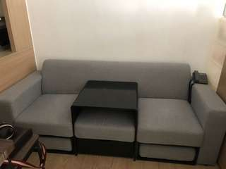 Ikea All-in-One Sectional Couch