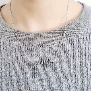 Hearbeat necklace