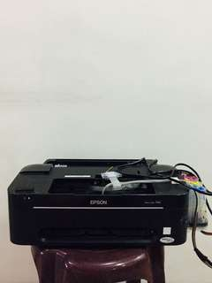 Epson Printer Stylus TL3X
