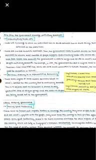 o level social studies (scanned) notes