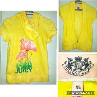 Juicy Couture Flamingo Hoodie